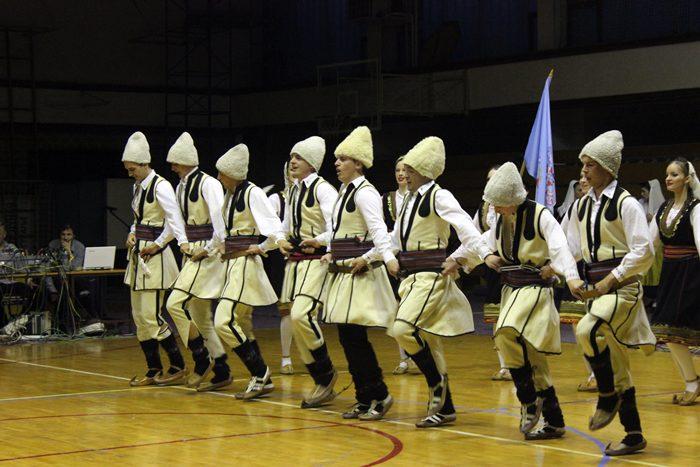 12 sabor folklora trebinje kud hercegovina
