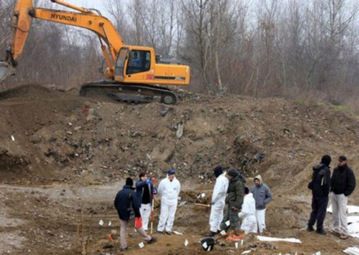 iskopavanje srpskih zrtava