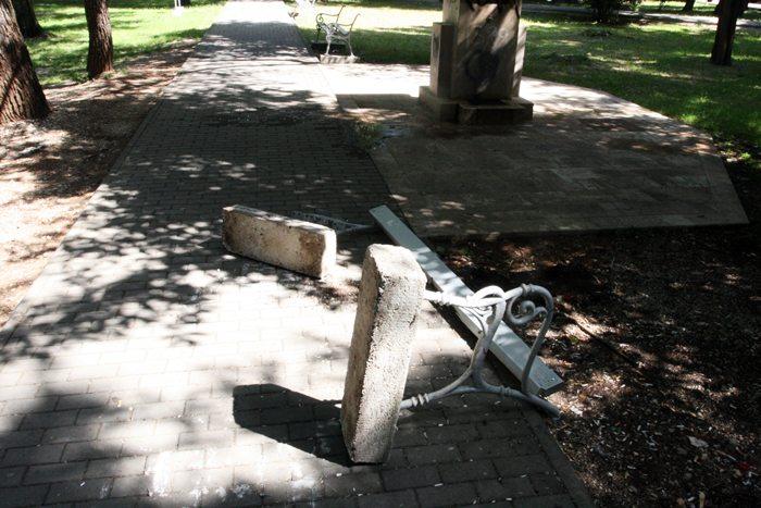komunalna oprema trebinje vandali