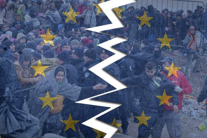 krize evropske unije