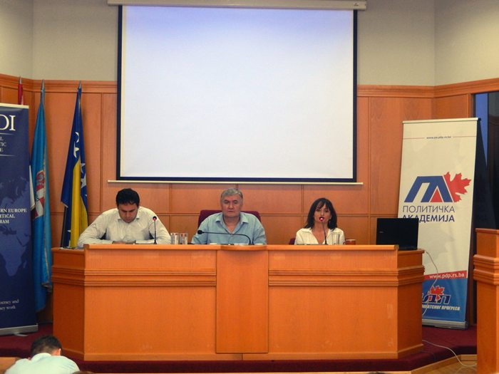 pdp politicka akademija