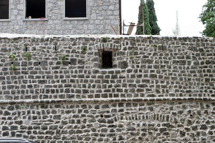 puskarnica stari grad trebinje