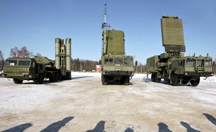 raketni sistemi s400 s500