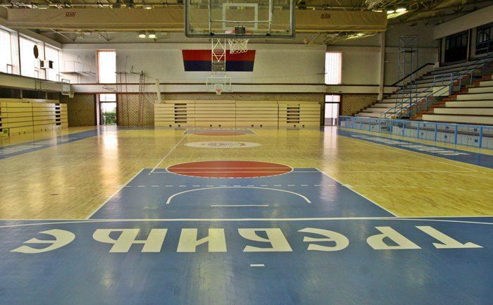 sportska dvorana milos mrdic novi izgled
