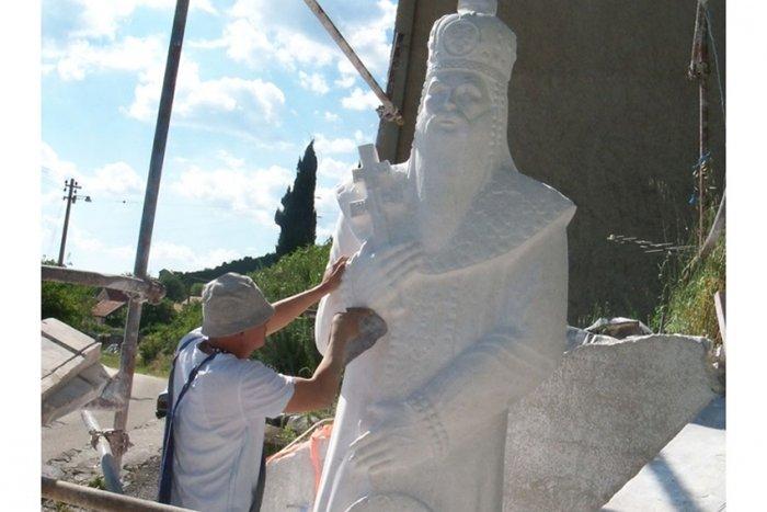 statua zeljko aleksic