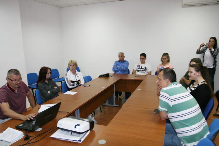 U prostorijama Poslovnog inkubatora u Trebinju večeras je održana prezentacija studijskih programa Voronješkog državnog agrarnog univerziteta