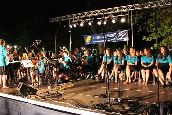 Lejton Park skola koncert trebinje