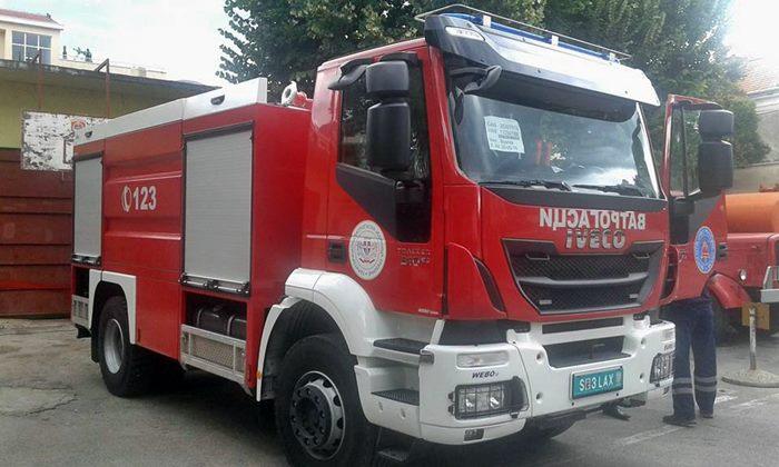 iveko vatrogasno vozilo trebinje