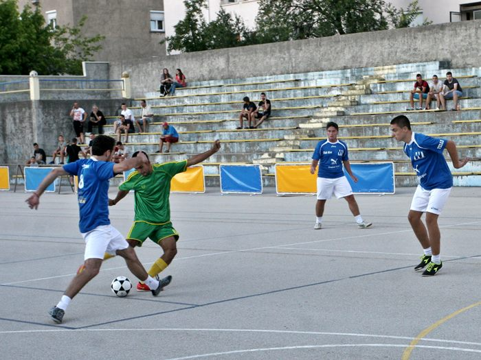 olimpijada u malom fudbalu trebinje 2016