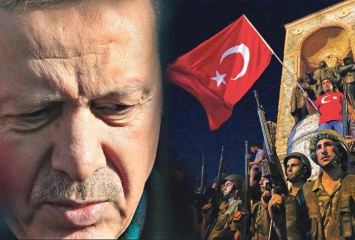 turska drzavni udar