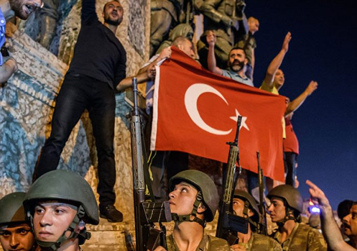 turska pucisti