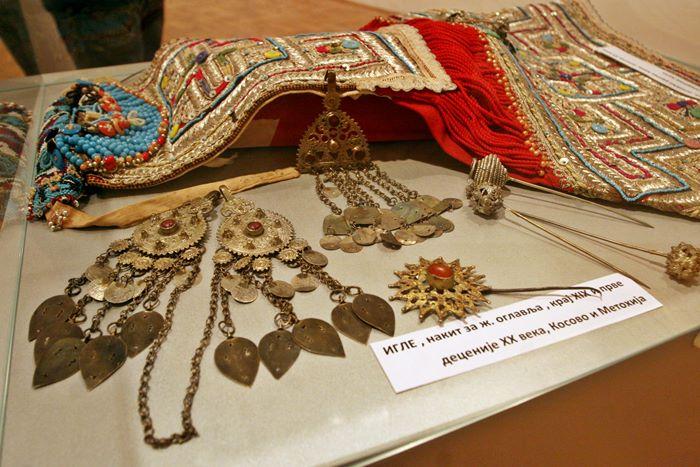 etnografsko blago kosova i metohije izlozba trebinje