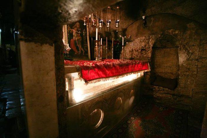grobnica presvete bogorodice