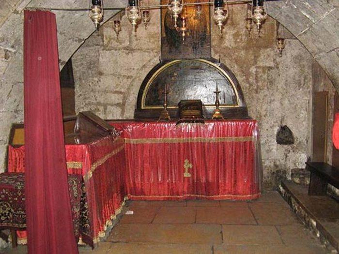grobno mjesto joakima i ane