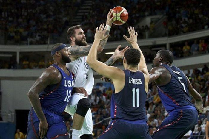 kosarka olimpijske igre