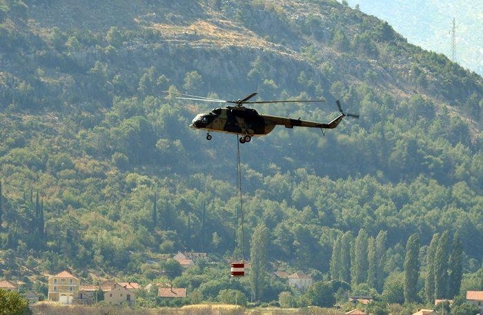 helikopter leotar trebinje