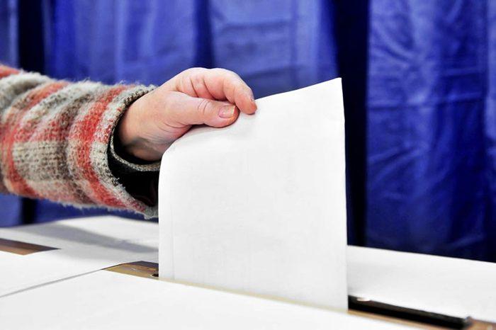 izbori glasacka kutija