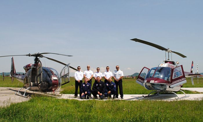 helikopterski servis rs