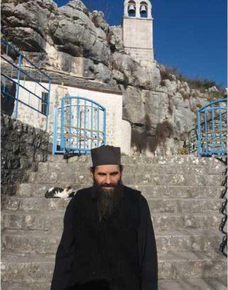 jeromonah vasilije iguman manastira zavala