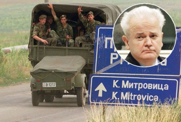 Milosevic nato
