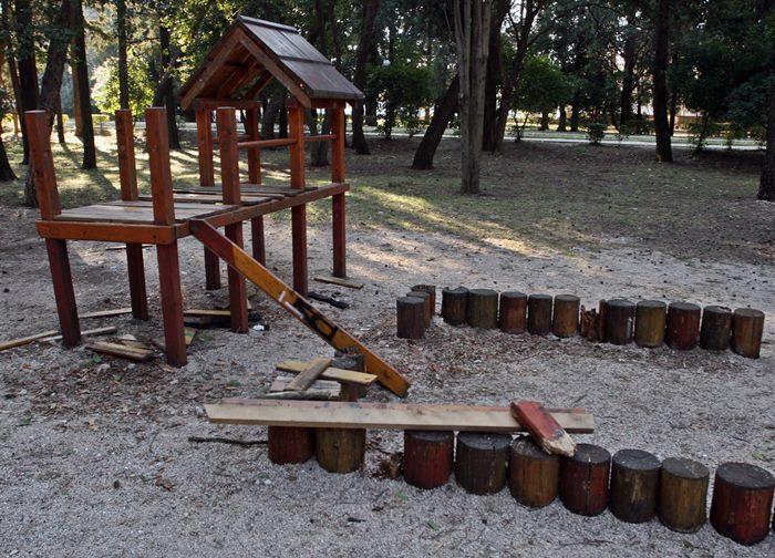djecije igraliste gradski park trebinje