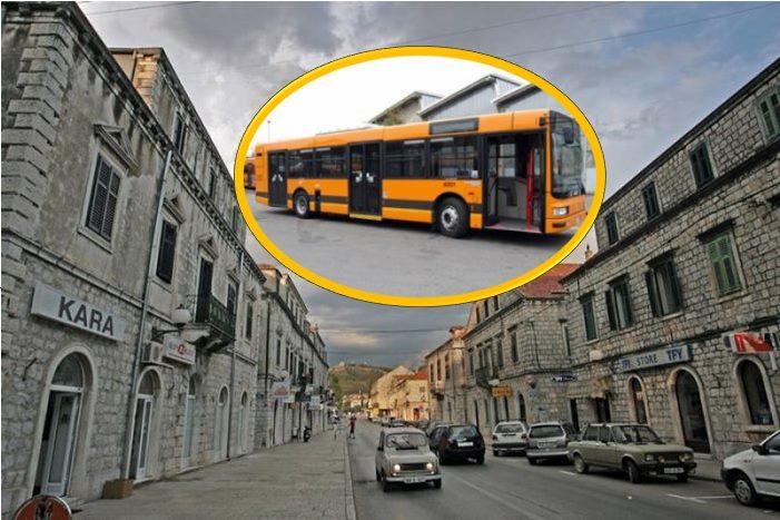 gradski prevoz trebinje