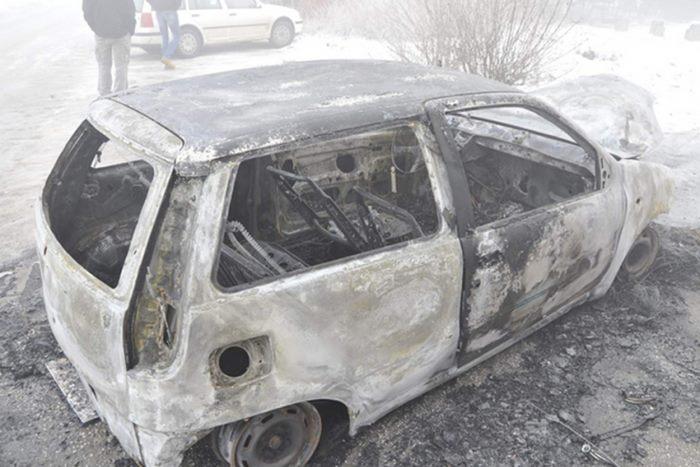izgorjelo vozilo trebinje