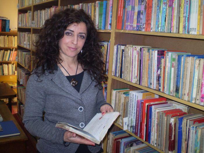 Irena dundjer biblioteka bileca