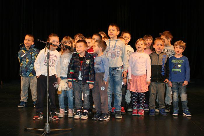 Povodom Svjetskog dana pozorišta - 27. marta, Kulturni centar u našem gradu organizovao je za najmlađe Trebinjce iz dječijeg vrtića
