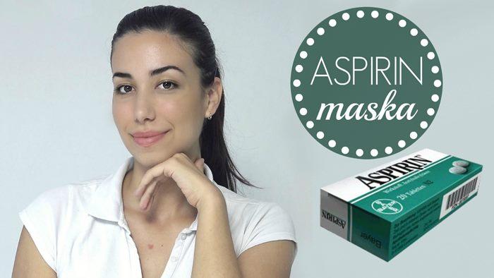 aspirin maska