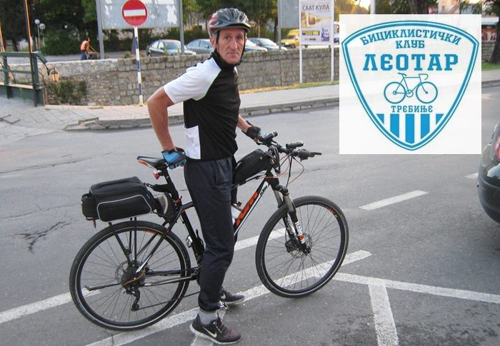 blagoje rosandic biciklisticki klub leotar