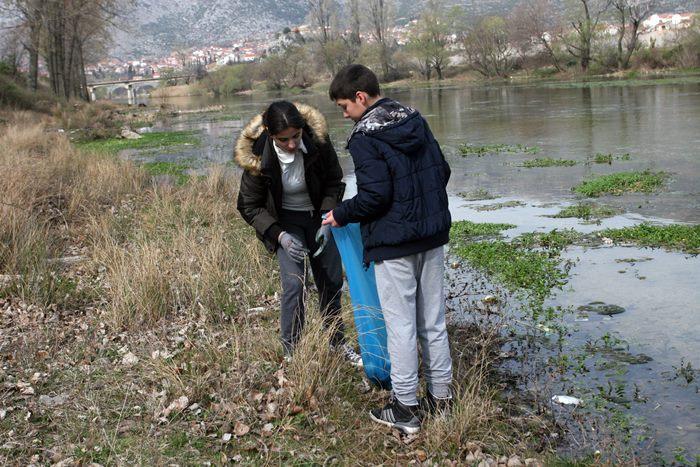 ciscenje rijeke trebisnjice (3)