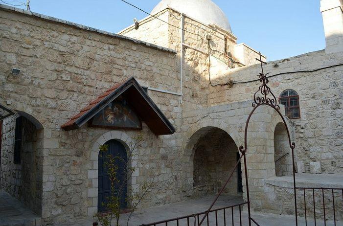 crkva svetih arhangela u jerusalimu
