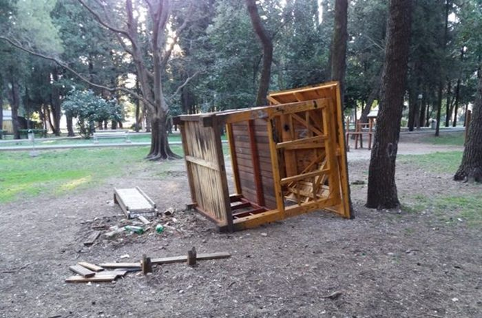 park djecije igraliste