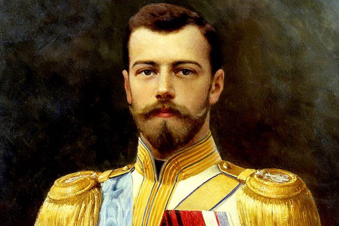 ruski car nikolaj II