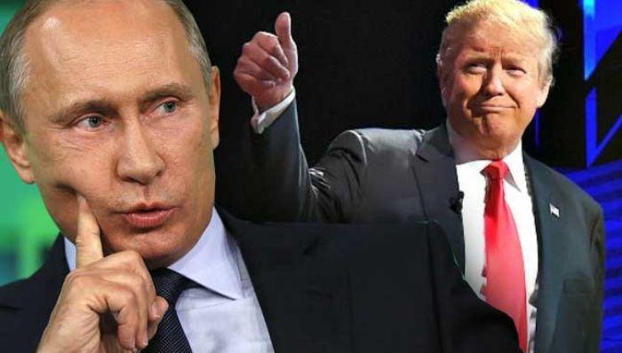 Putin tramp