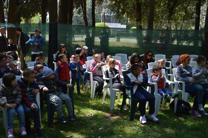 pozoriste u parku trebinje