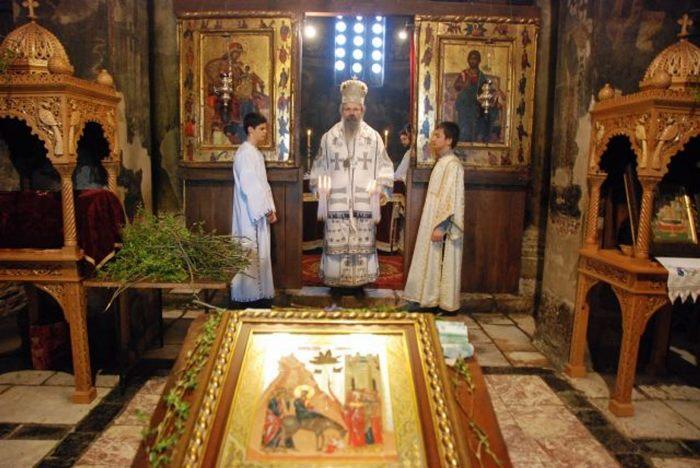 cvijeti manastir gracanica kim