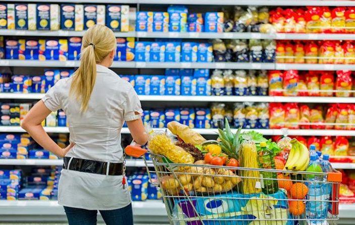 hrana market kupovina