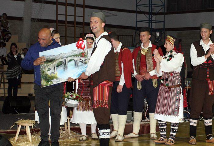 kud hercegovina petrovo polje trebinje 13 sabor folklora