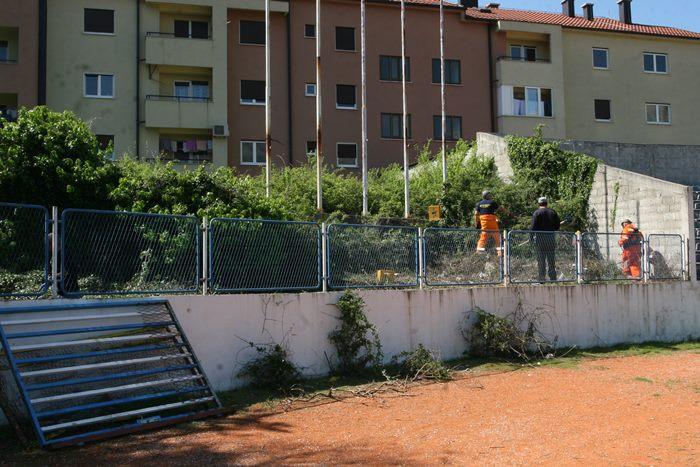 stadion police trebinje uredjenje okolisa (1)