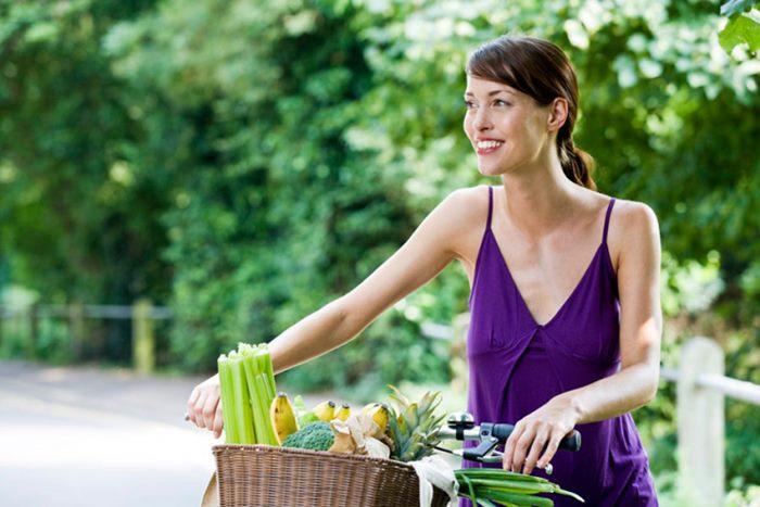 zdrava hrana i setnja