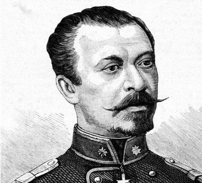 General-lajtnant Mihail G Cernjajev