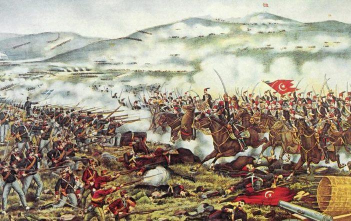 boj turska
