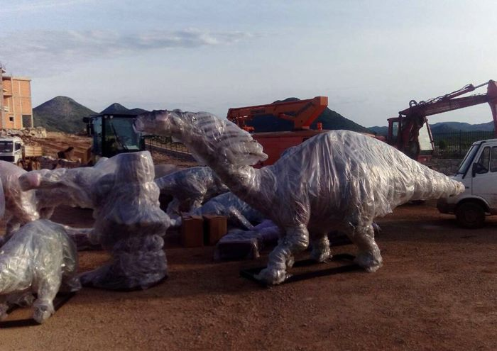 dinosaurusi grad sunca trebinje