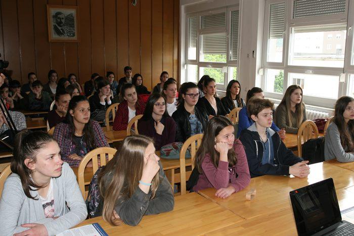 gimnazija predavanje