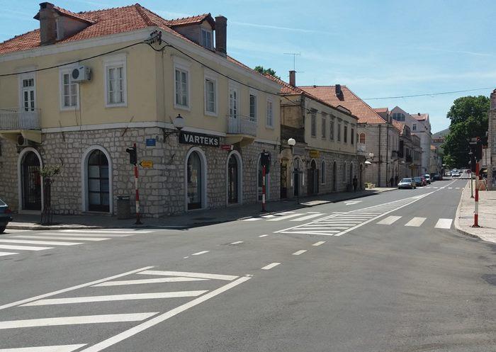 glavna ulica trebinje