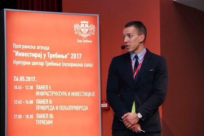 investiciona konferencija panel diskusija turizam