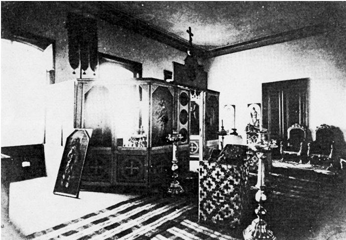 kapela aleksandra nevskog