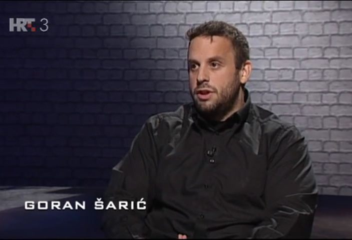 katolicki teolog i istoricar goran saric